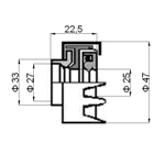 Торцевое уплотнение Г2-ОПБ 03.000СБ